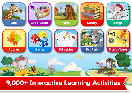App ABCmouse.com APK for Windows Phone