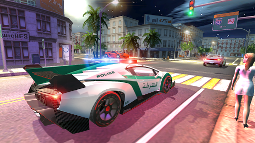 Extreme Lambo Car Simulator for PC