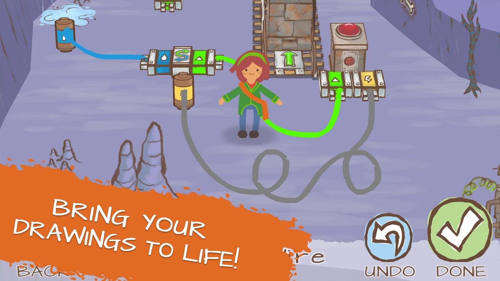 Draw A Stickman: Epic 2 Free Screenshot