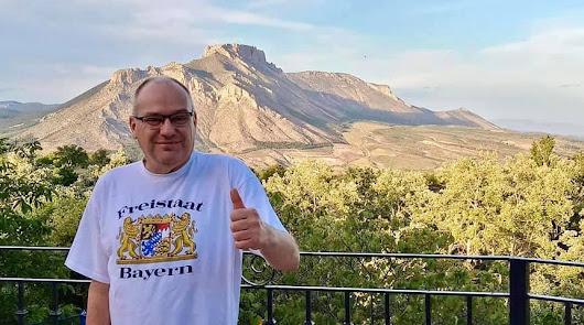 Adiós a Dietmar Roth, un alemán con alma de Los Vélez