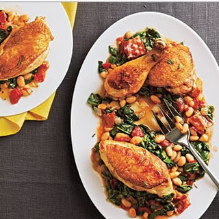 Weight Watchers Tuscan Baked Chicken Breasts