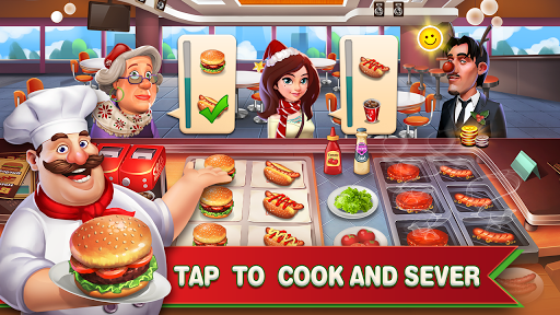 Code Triche Happy Cooking: Chef Fantasy apk mod screenshots 1