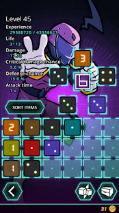 Dice Breaker - Clicker RPG- screenshot thumbnail