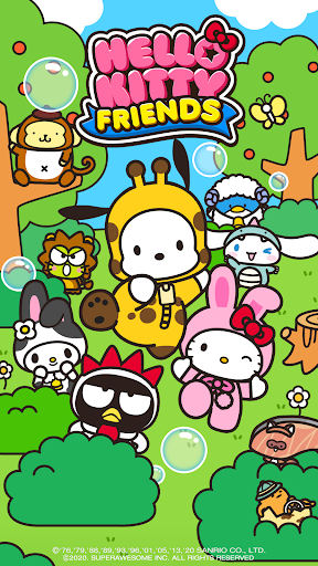 Hello Kitty Friends 1.7.0 screenshots 4