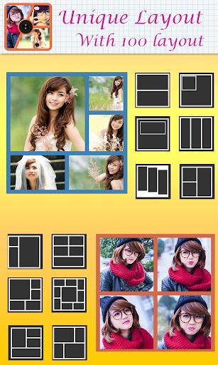 Collage Editor Camera
