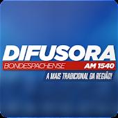 Rádio Difusora Bondespachense
