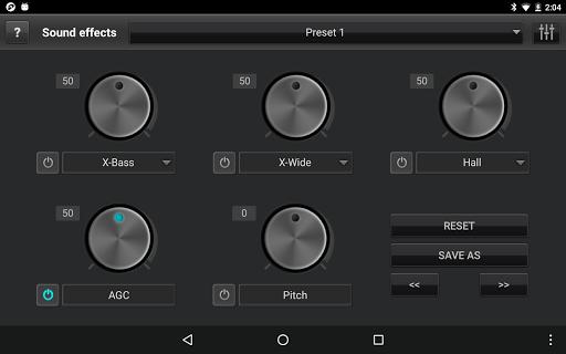 jetAudio HD Music Player Plus  screenshots 21