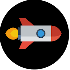 Riding Rocket icon