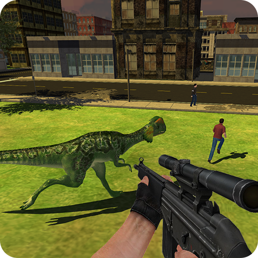 Dinosaurs Sniper Hunter : Deadly Dinosaurs Android APK Download Free By NextGen - Ultimate Drive Zone