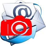 Camera Mail Icon