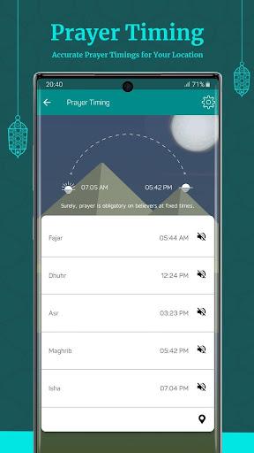 Islam 360 - Prayer Times, Quran , Azan & Qibla screenshot 5