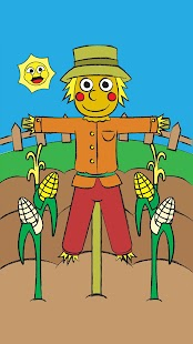 Coloring Farm Animal Book For Kids Games Screenshot Thumbnail