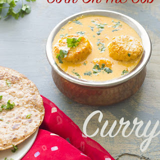 Curried Corn On The Cob Recipes