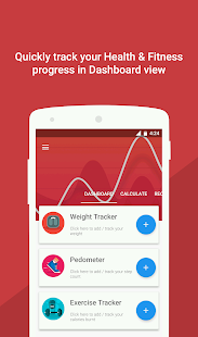 Health Pal Fitness & Pedometer- screenshot thumbnail