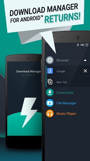 0 Download Manager for Android App screenshot