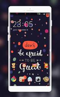 Comic Theme For Oppo F3 F3 Cute Cartoon Wallpaper Apps On Google Play