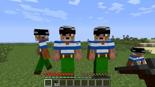Pirates Create Ideas-Minecraft