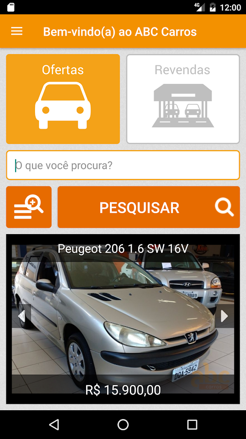 ABC Carros- screenshot