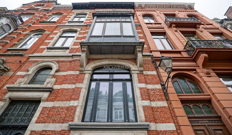 Appartement contemporain avec terrasse Saint-Gilles