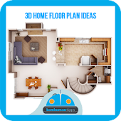 3D Home Floor Plan Ideas