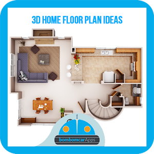 Download 3D Home Floor Plan Ideas For PC