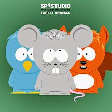 Photo: SP-Studio animal month: forest animals