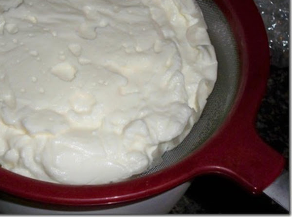 Yoghurt Spread Or Greek Yoghurt Recipe