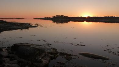 Photo: I woke up at 5:00 AM to catch the sunrise. At Kolkböte.