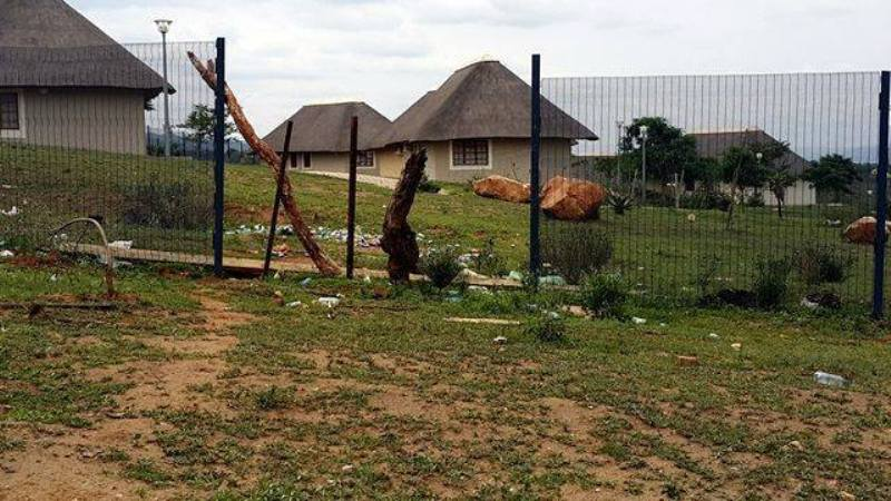 Municipality investigating whether Jacob Zuma's R246m Nkandla homestead is falling apart
