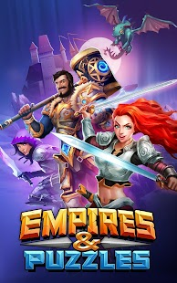 Empires & Puzzles: RPG Quest Hack for the game
