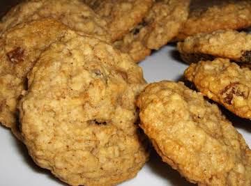 Terrie's Oatmeal-Raisin Cookies