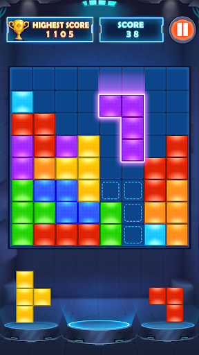 Puzzle Bricks screenshot 10
