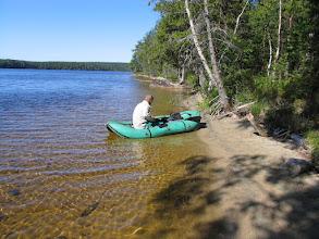 Photo: Утренняя рыбалка не задалась