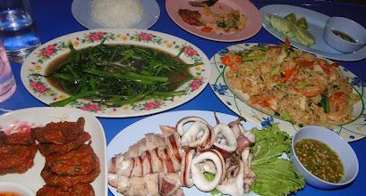 Photo: Seafood