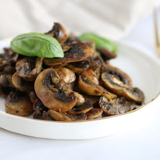 SautéEd Mushrooms Recipe