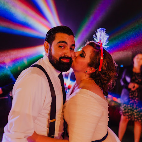 Wedding photographer Humberto Alcaraz (Humbe32). Photo of 01.01.2018