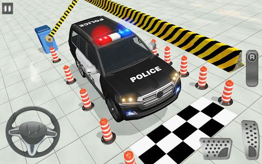 Advance Police Parking - Smart Prado Games 1.1 screenshots 1