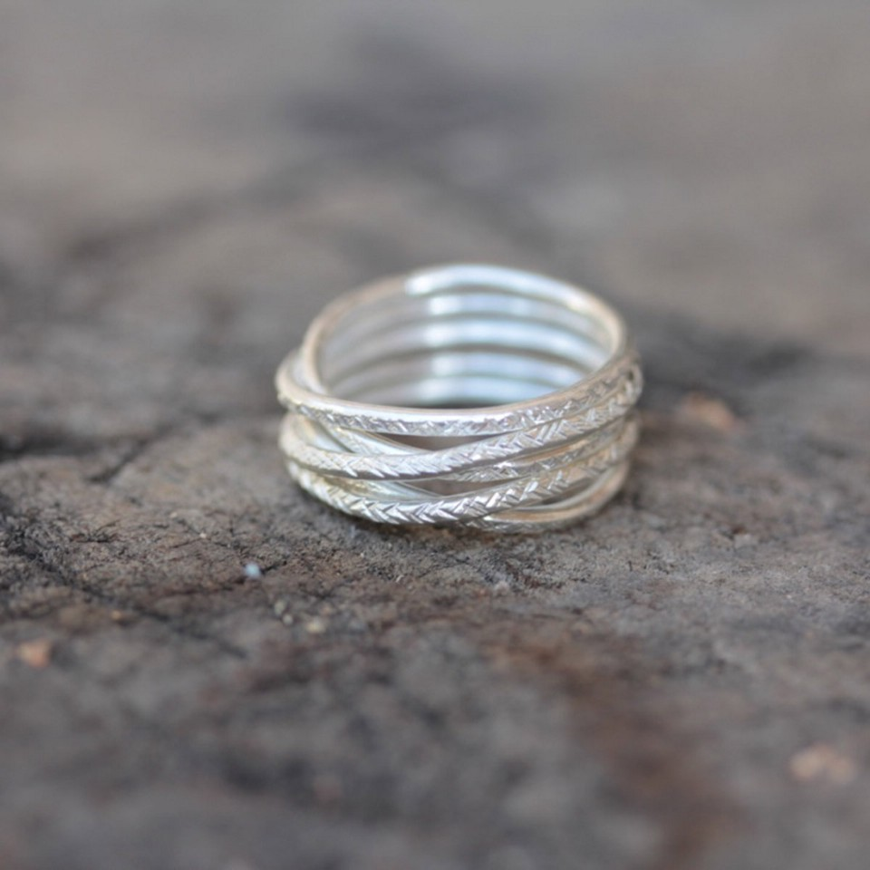 Stories of Silver & Silk