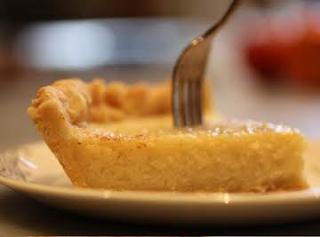Grits Pie