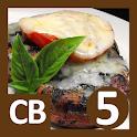 CookBook: BBQ Recipes 5 icon