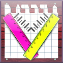 Viewlers Free Digital Ruler icon