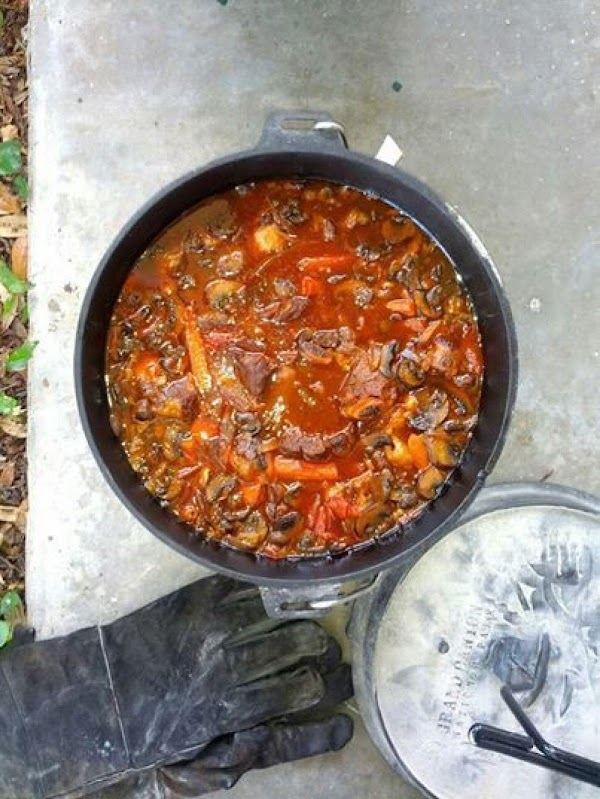Southern Oxtail Stew Recipe
