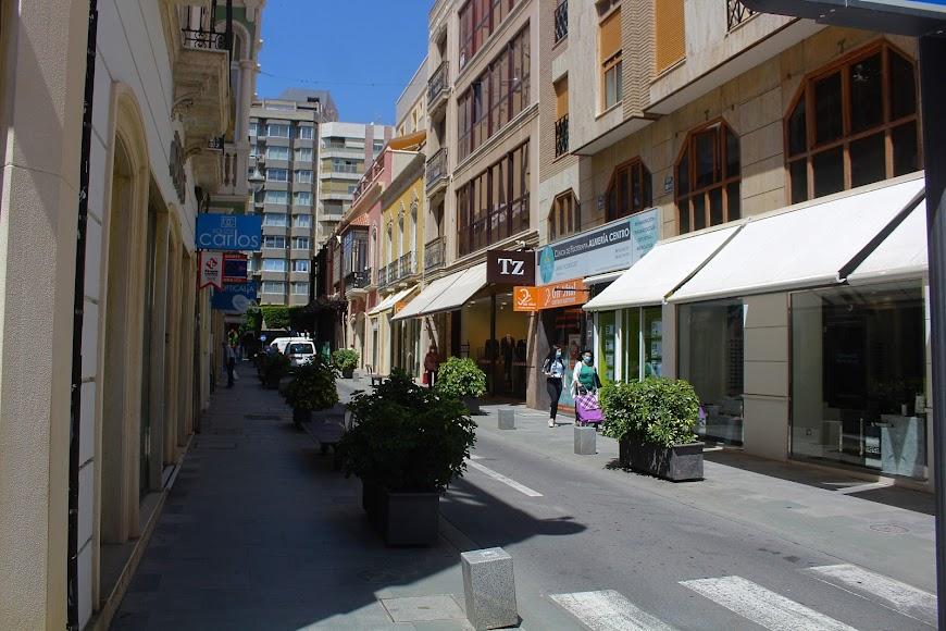 Calle Navarro Rodrigo.