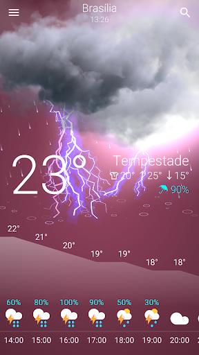 Tempo Brasil screenshot 3
