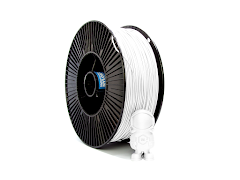 White NylonG Glass Fiber Filament - 1.75mm (3kg)
