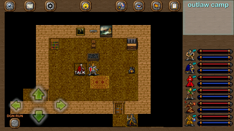 Dungeons of Chaos Screenshot 4
