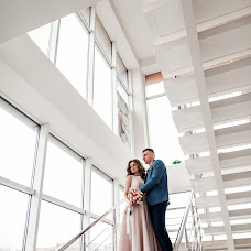 Svatební fotograf Kristina Dudaeva (KristinaDx). Fotografie z 24.05.2019