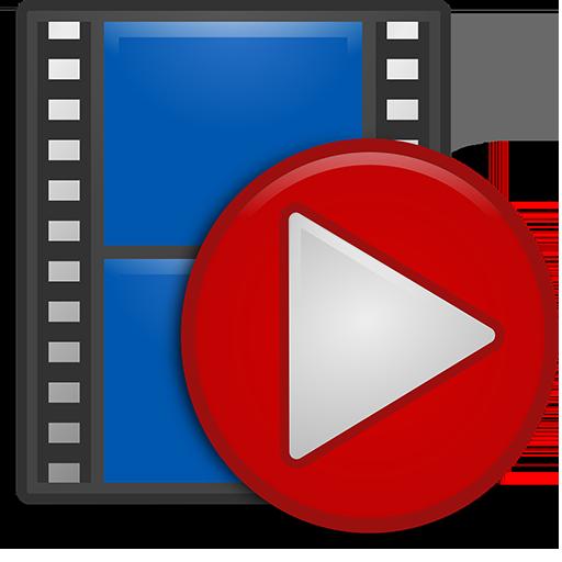 Resultado de imagen de play video clip art