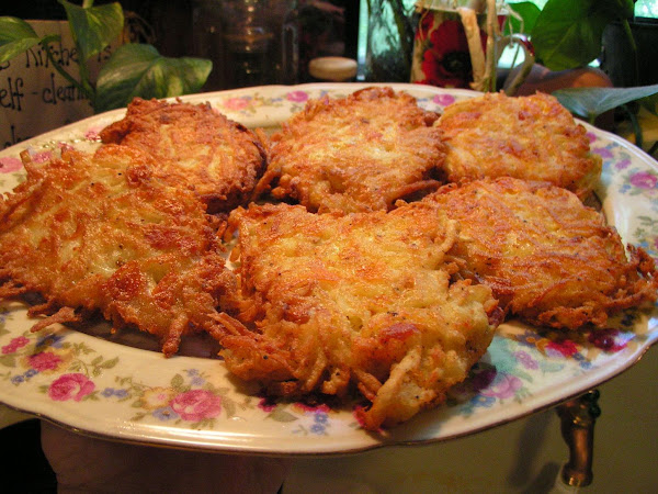 Fat Rascal Cheesy Potatoes Recipe