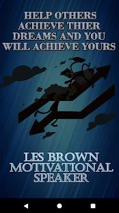 Les Brown Motivational Speaker - náhled